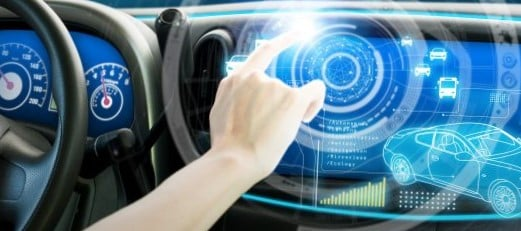 Automotive Ethernet in the distributed vehicle network as the best solution for the automotive data management
