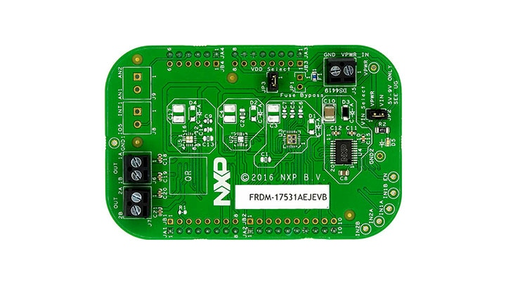 FRDM-17531AEJEVB Freedom Development Platform