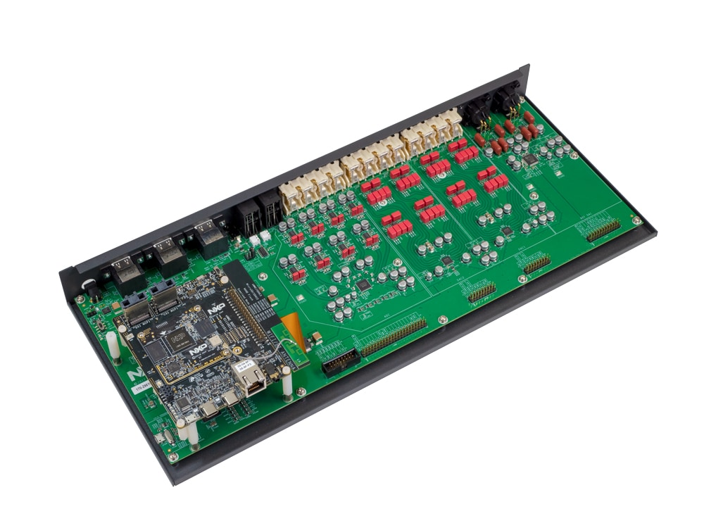 Immersiv3D Audio Solution Reference Design Board