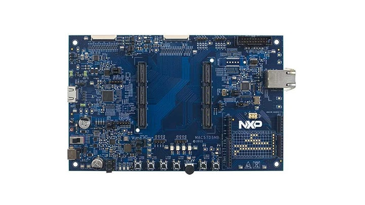 MAC57D5xxEVB Board
