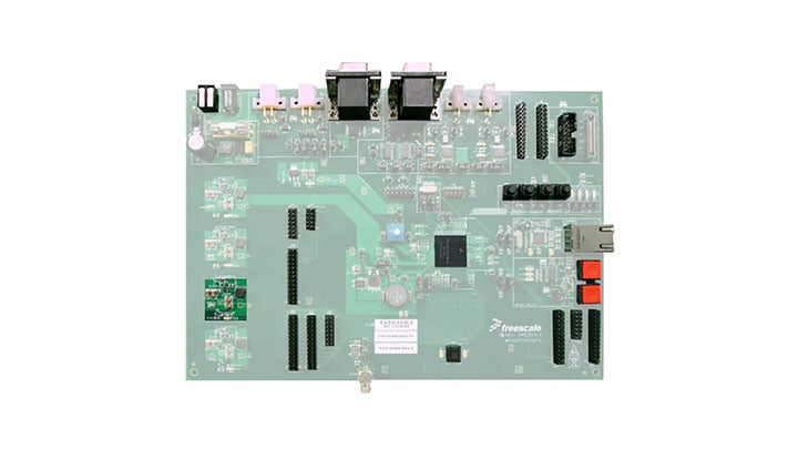 MPC567xK family Evaluation Board