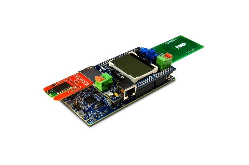 LPCXpresso43S67 – A70CM Cloud Connectivity Kit