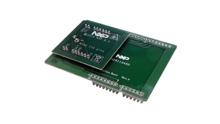 NTAG I2C <i>plus</i> kit for Arduino® pinout | NXP