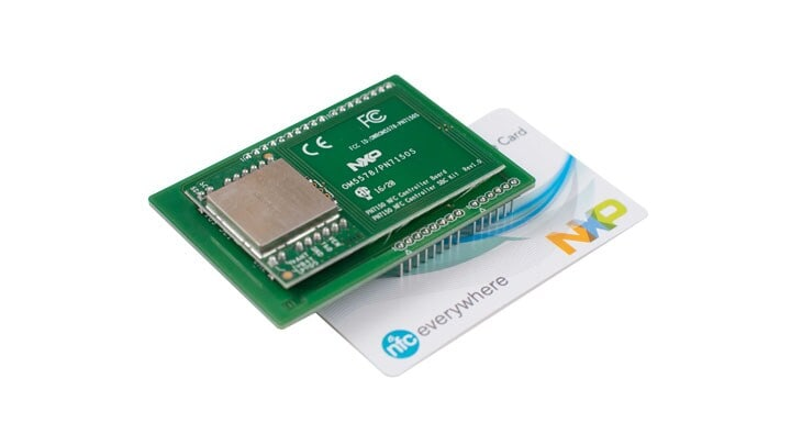 OM5578 : Development Kits for PN7150 Plug'n Play NFC Controller thumbnail