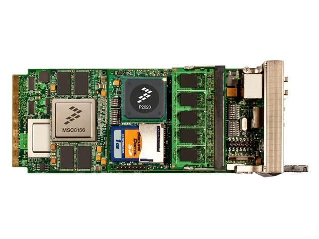 P2020-MSC8156 AdvancedMC™ Reference Design