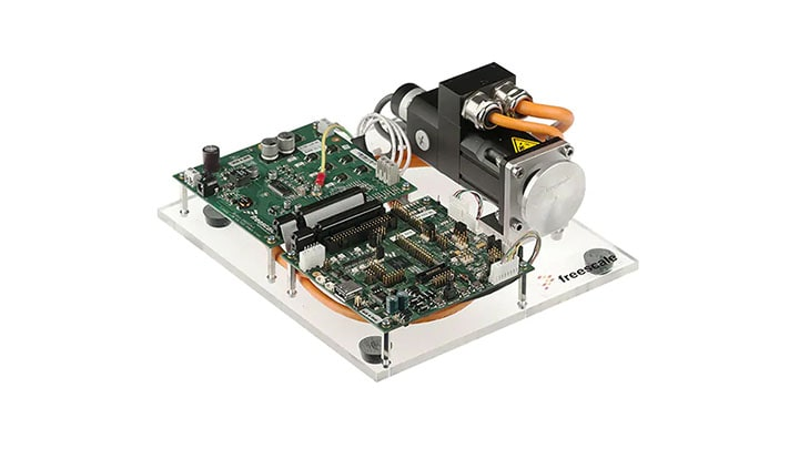 3-phase PMSM Development Kit with NXP MPC5643L MCU Image