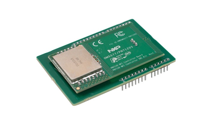 OM5577 : Development Kits for PN7120 Plug'n Play NFC Controller thumbnail