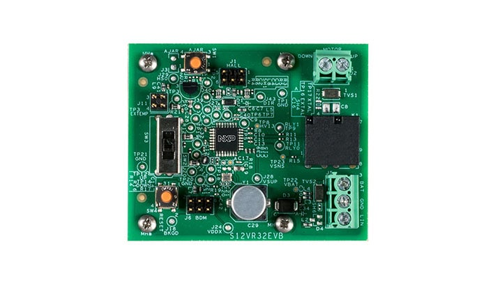 S12VR32EVB : S12VR32 Evaluation Board thumbnail