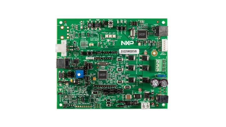 S12ZVM32EVB: S12ZVM32 Evaluation Board
