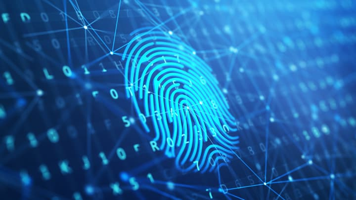 You Are All the Proof That's Needed: Fingerprint on Card Confirms Identity Without PINs or Signatures