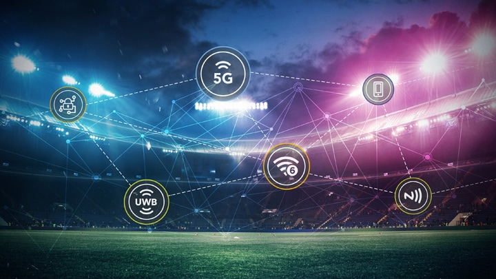 How NXP Technology Will Enhance the Stadium Experience of the Future
