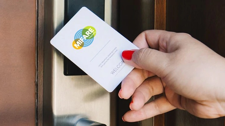 What if your hotel key card could do more than open doors? image