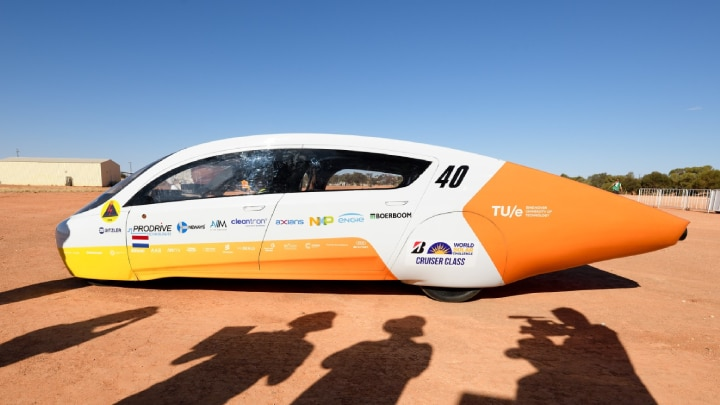We Are NXP | Stella Era: The Solar Car That Always Parks on the Bright Side