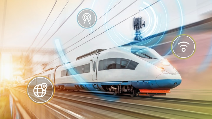 Better Together: How 5G, Wi-Fi 6, UWB and NFC Are Creating Tomorrow's Wireless Railways