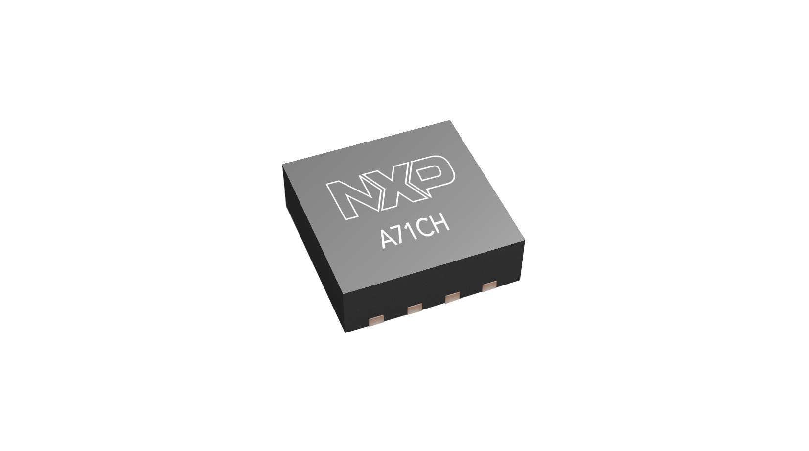 A71CH Plug & Trust for IoT in HVSON8 package