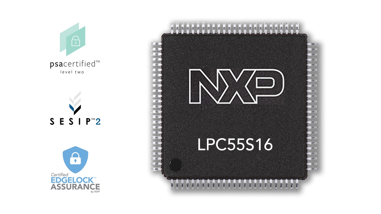 LPC55S16 MCU | Security Certification