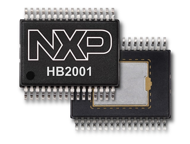 NXP HB2001 Evaluation Drivers for PC