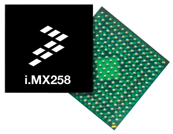 i.MX258 Multimedia Applications Processor Product Image