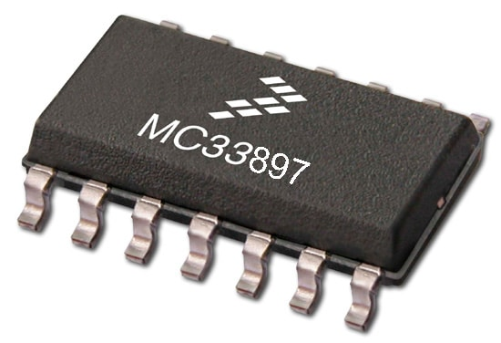 NXP<sup&gt;&amp;#174;</sup&gt; MC33897 Product Image