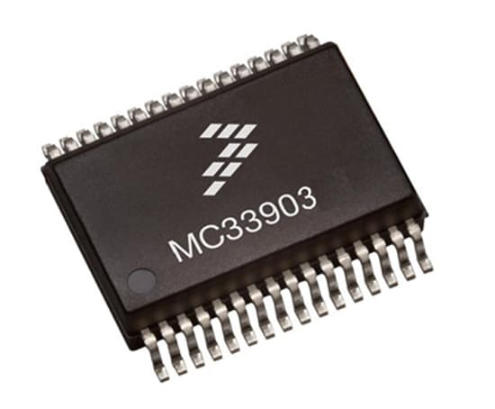 NXP<sup&gt;&amp;#174;</sup&gt; MC33903 Product Image