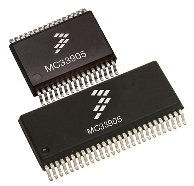 NXP<sup&gt;&amp;#174;</sup&gt; MC33905 Product Image