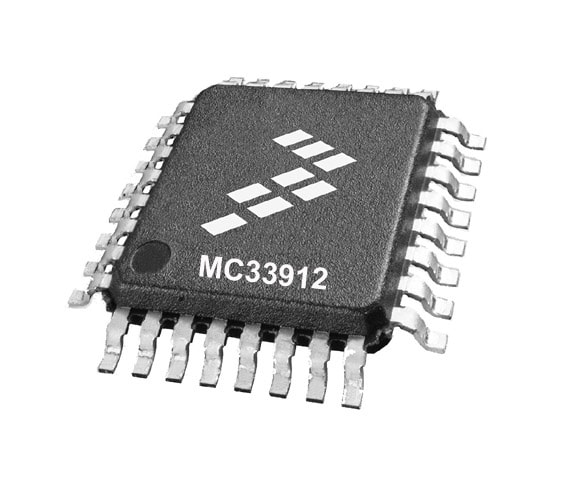NXP<sup>&#174;</sup> MC33912 Product Image