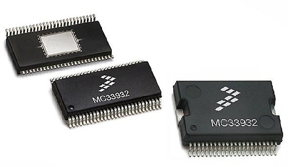 NXP<sup>&#174;</sup> MC33932 Product Image