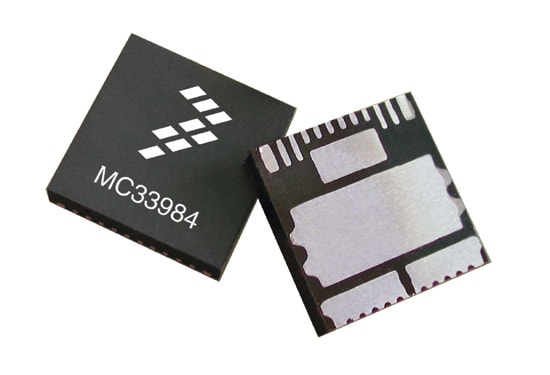 NXP<sup&gt;&amp;#174;</sup&gt; MC33984 Product Image
