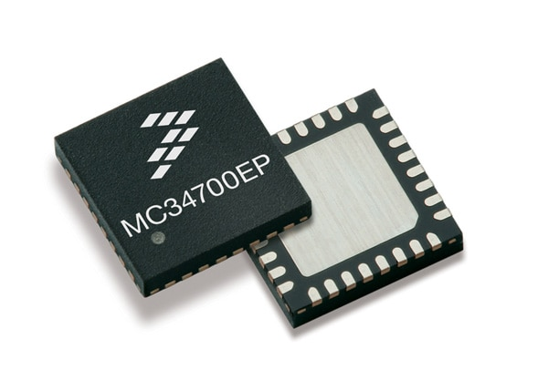 NXP<sup>&#174;</sup> MC34700 Product Image