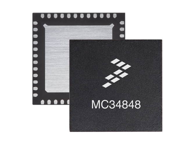 NXP<sup>&#174;</sup> MC34848 Product Image