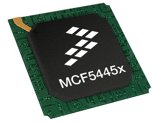 ColdFire<sup&gt;&amp;#174;</sup&gt; MCF5445X Microprocessor Product Image
