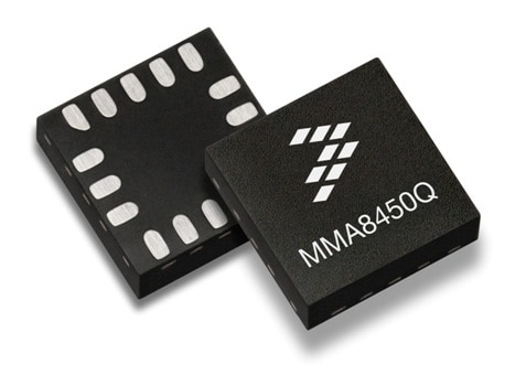NXP<sup&gt;&amp;#174;</sup&gt; MMA8450Q Product Image