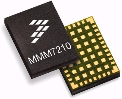 NXP<sup>&#174;</sup> MMM7210 Product Image