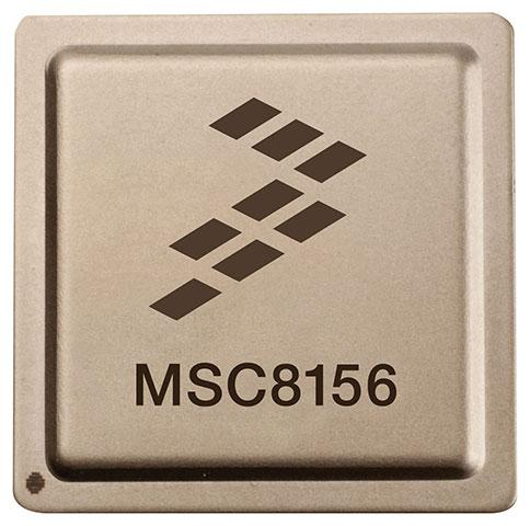 MSC8156 High-Performance Six-Core DSP Product Image