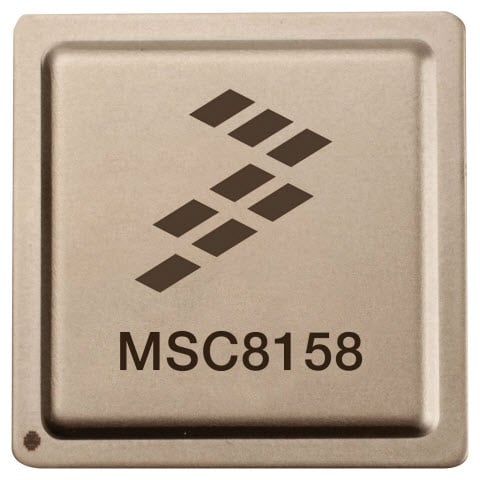 MSC8158 Broadband Wireless Access DSP Product Image