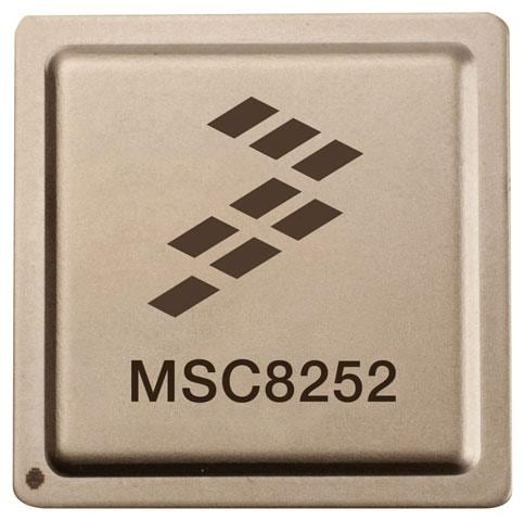 MSC8252 High-Performance Dual-Core DSP Product Image