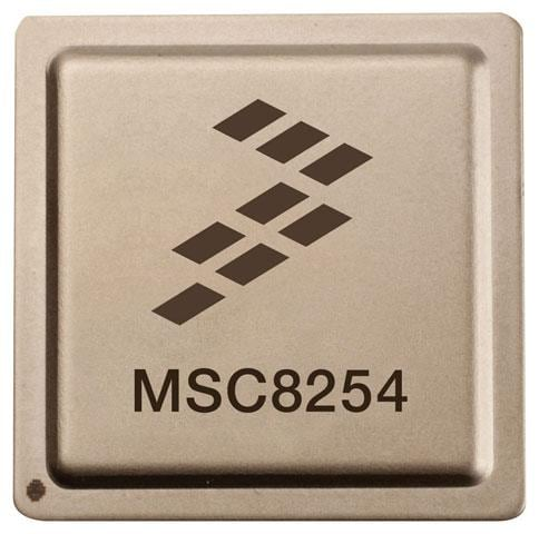 MSC8254 High-Performance Quad-Core DSP Product Image