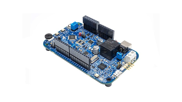 S12vr Mixed Signal Mcu Magniv Nxp Electronic Selector Driven By Relays S12vr32evb S12vr32 Evaluation Board Devkit S12vrp Thumbnail