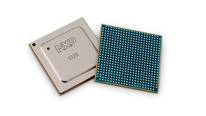 S32G Safe and Secure Vehicle Network Processor