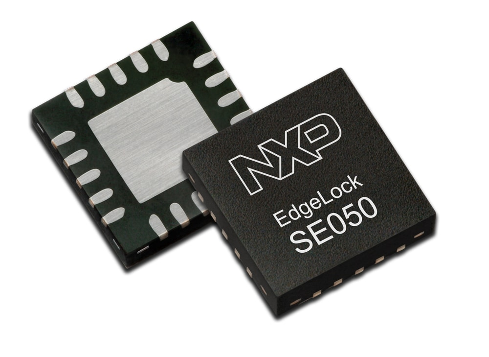 SE050 Plug & Trust for IoT in HX2QFN package