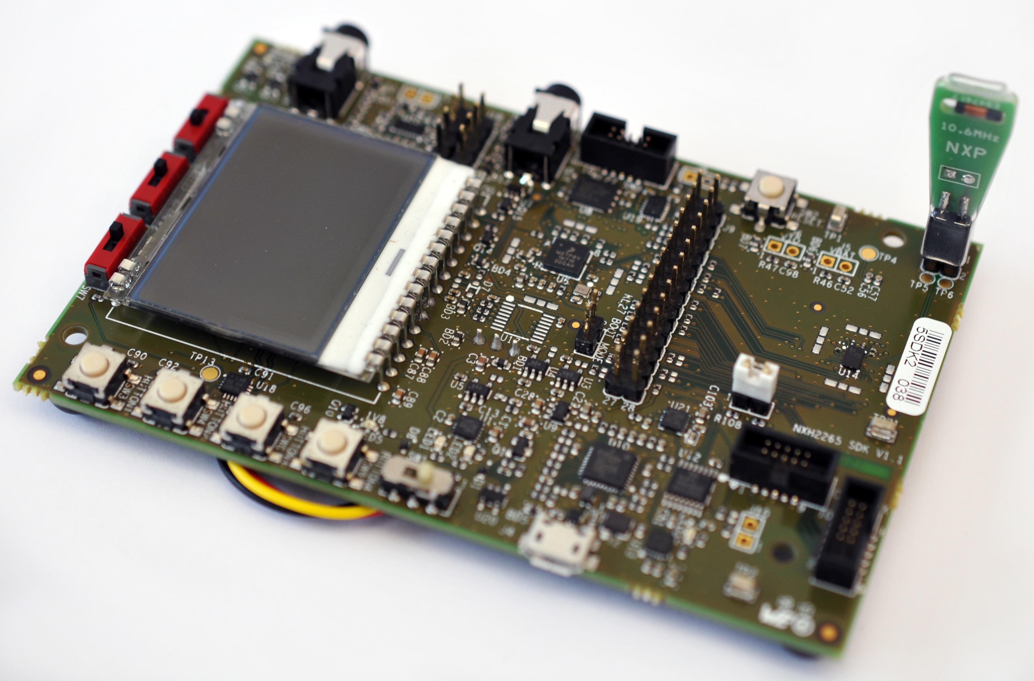 NXH2265UK: NFMI radio for wireless audio | NXP