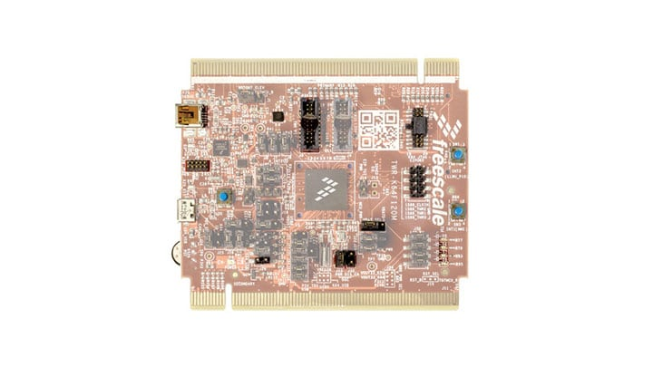 TWR-K64F120M : Kinetis<sup&gt;&amp;#174;</sup&gt; K64 MCU Tower System Module thumbnail