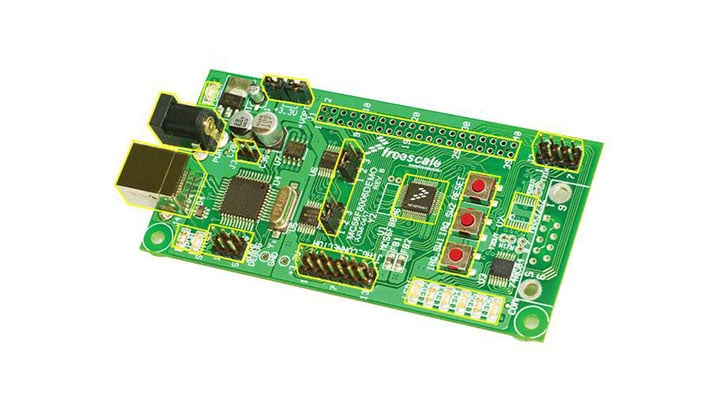 MC56F8006DEMO : Demonstration Board for MC56F8006 Digital Signal Controller thumbnail