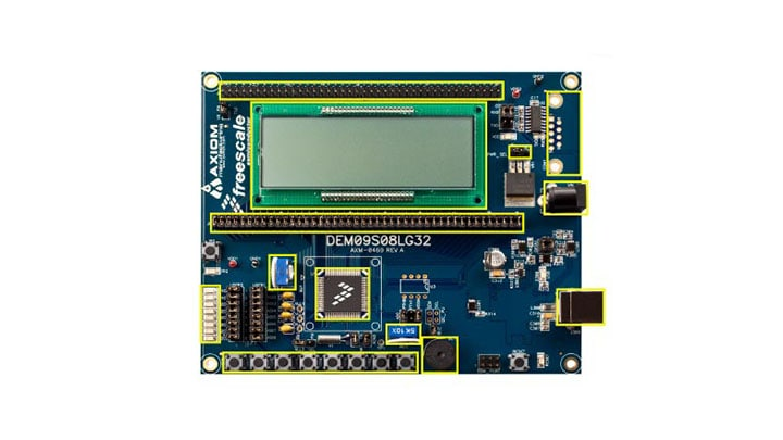 S08LG32 Demonstration Board  Image