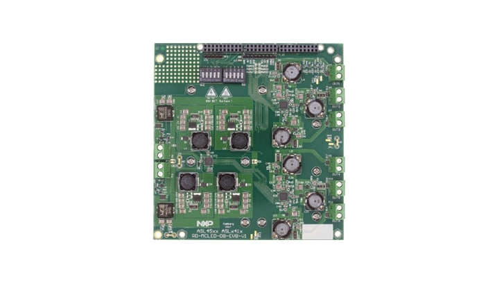 ASL45XASLX41: ASLx500SHN and ASLx41xSHN Evaluation Board (EVB)