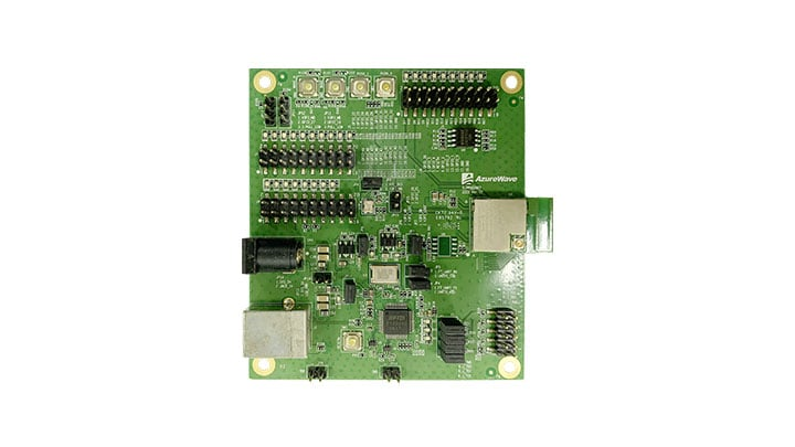 Evaluation Board for AW-CU300 V2