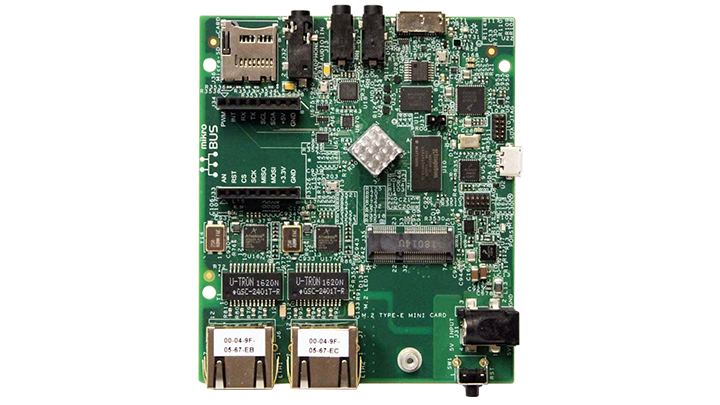 Layerscape FRWY-LS1012A board