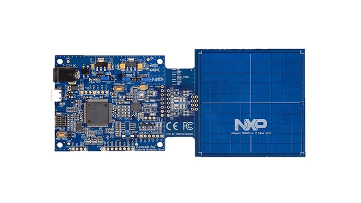 CLRC663 <i>plus</i> NFC Frontend Development Kit for Access Management Applications