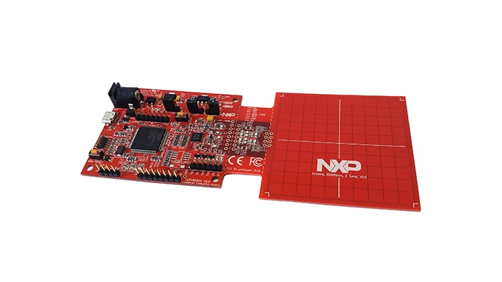 CLEV6630A : MFRC630 and SLRC610 NFC Frontend Development Board thumbnail