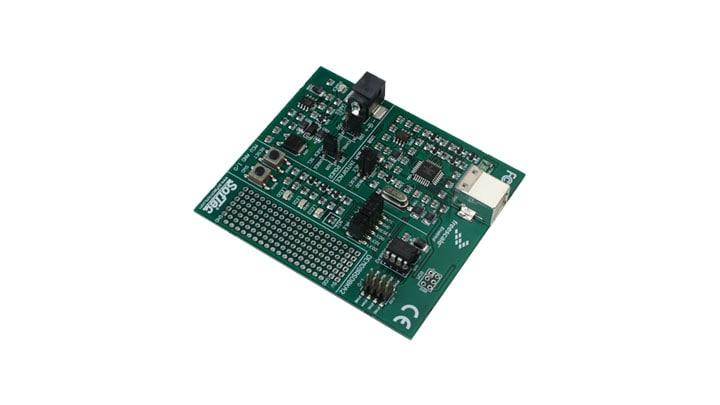 DEMO9RS08KA2 : DEMO9RS08KA2 Demonstration Board thumbnail